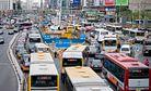 A Great Wall of Cars: Surviving China's 'Carmageddon'