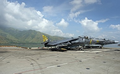 Back to the Future: The U.S. Navy Returns to The Philippines