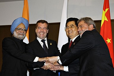 BRICS: The World's New Banker?
