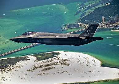 Will F-35 Pilots Command a Swarm of Drones in Flight?