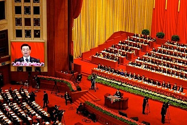 The 18th Party Congress and Chinese Cyberpower