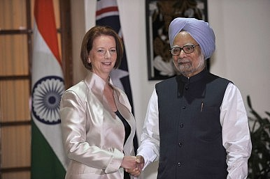 Atomic Allies?: India and Australia Explore Uranium Sales