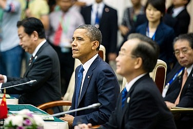 "The Obama ""Doctrine"", Conflict in the Middle East, and China's Future"