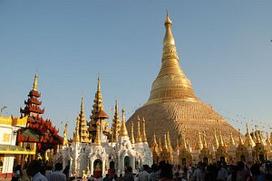 Myanmar Shelves Projects