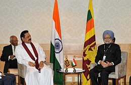 India and Sri Lanka's Civil War