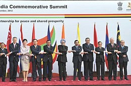 India, ASEAN Celebrate 20th Anniversary With Two FTAs