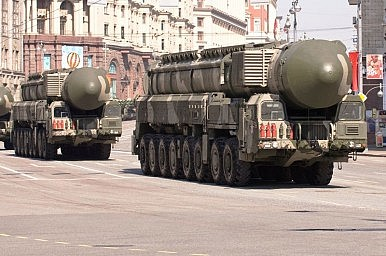 Russia and America's New Arms Race