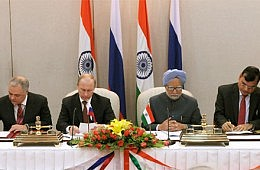 BrahMos Among Deals Putin Inks with India