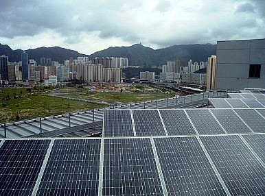 Lights Out For China's Solar Power Industry?