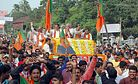 BJP's FDI Gambit Fails