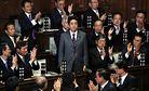 Shinzo Abe Returns As Japan's Prime Minister