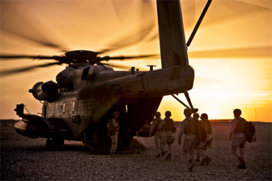 The U.S. Marine Corps Surges to the Asia-Pacific