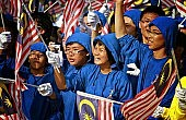 Political Jockeying Ahead of Malaysia's Elections