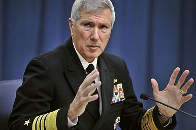 The Interview: Admiral Samuel J. Locklear