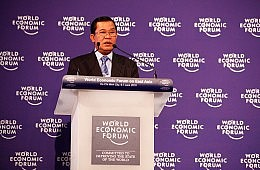Hun Sen's Battle for Middle Earth