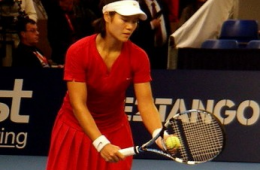 Li Na Finishes Second in Australian Open