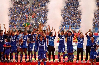 Is China's Football Boom Already Over?