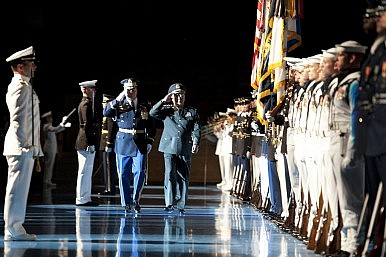 Can Military Diplomacy Keep the Peace in 2013?