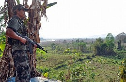 Burma Confirms Airstrikes on Kachin Rebels