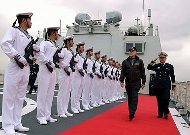 The Top 5 Navies of the Indo-Pacific
