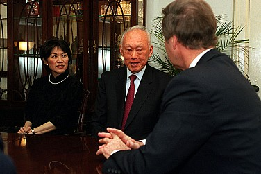 The Worldview of Lee Kuan Yew
