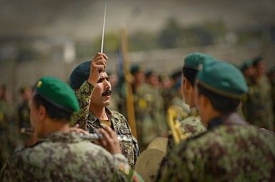The Afghan Army: Taking a Beating