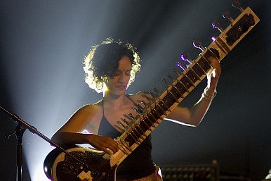 Anoushka Shankar Joins One Billion Rising Campaign