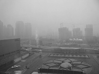 A Tale of Three Cities' Struggles with Air Quality