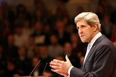 John Kerry on China and the Pivot