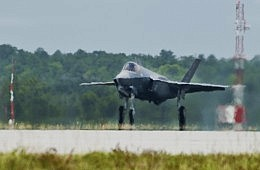 F-35: Grounded Due to Engine Issues