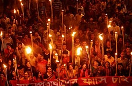 Bangladesh Amends War Crimes Law After Mass Protests