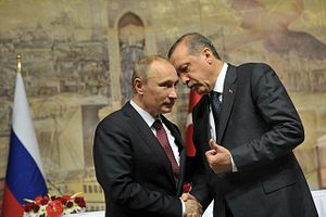 Turkey: Abandoning the EU for the SCO?