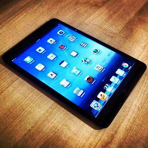 iPad Mini 2 Rumors: An Impressive Retina Display