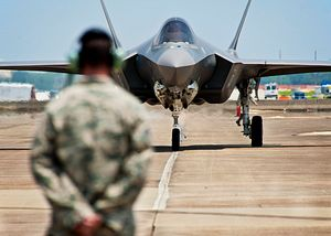 Can the F-35 Beat the F-16 After all?