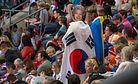 South Korean Footballer Park Jong-woo Gets His Bronze