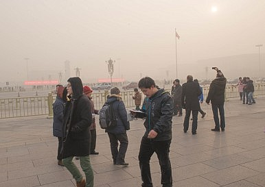 Choking to Death:Health Consequences of Air Pollution in China