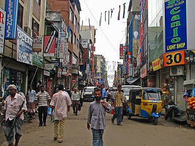 As Sri Lanka's Economy Grows, Commercial Disputes Heat Up