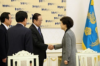 Come Together: Why Japan and South Korea Must Join Hands