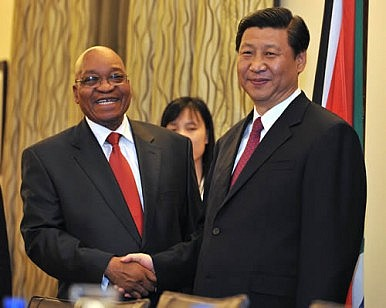 China and Africa in the Xi Jinping Era
