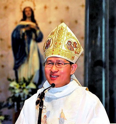 Could the Next Pope Be Asian?