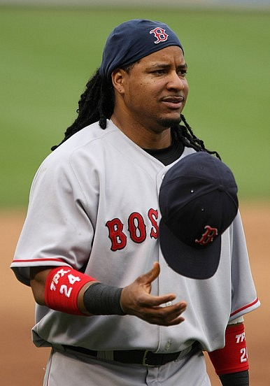 Baseball Slugger Manny Ramirez to Play in Taiwan