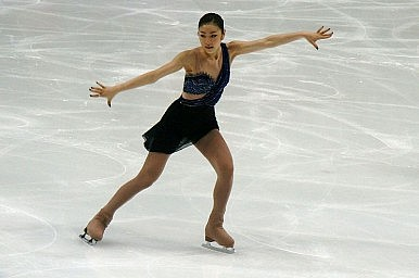 Kim Yu-na Dazzles at 2013 World Figure Skating Championship