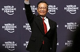 Wen Jiabao Exits the Stage