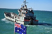 Australia's First Naval Battle