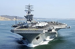 Aircraft Carriers: R.I.P?