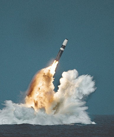 For America's Military: Less Nukes
