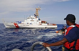 U.S. Coast Guard Meets Corbett