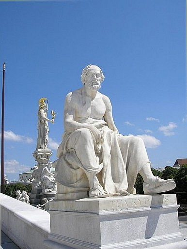 Thucydides, War and Natural Disasters
