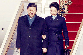 First Lady Peng Liyuan: China's Answer to Michelle Obama