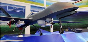 Here Come…China's Drones